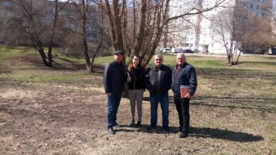 Друга робоча зустріч з керівництвом м.Олешки