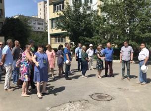 Зустріч з кандидатом у народні депутати від партії «Слуга народу»  Павлом Павлішем