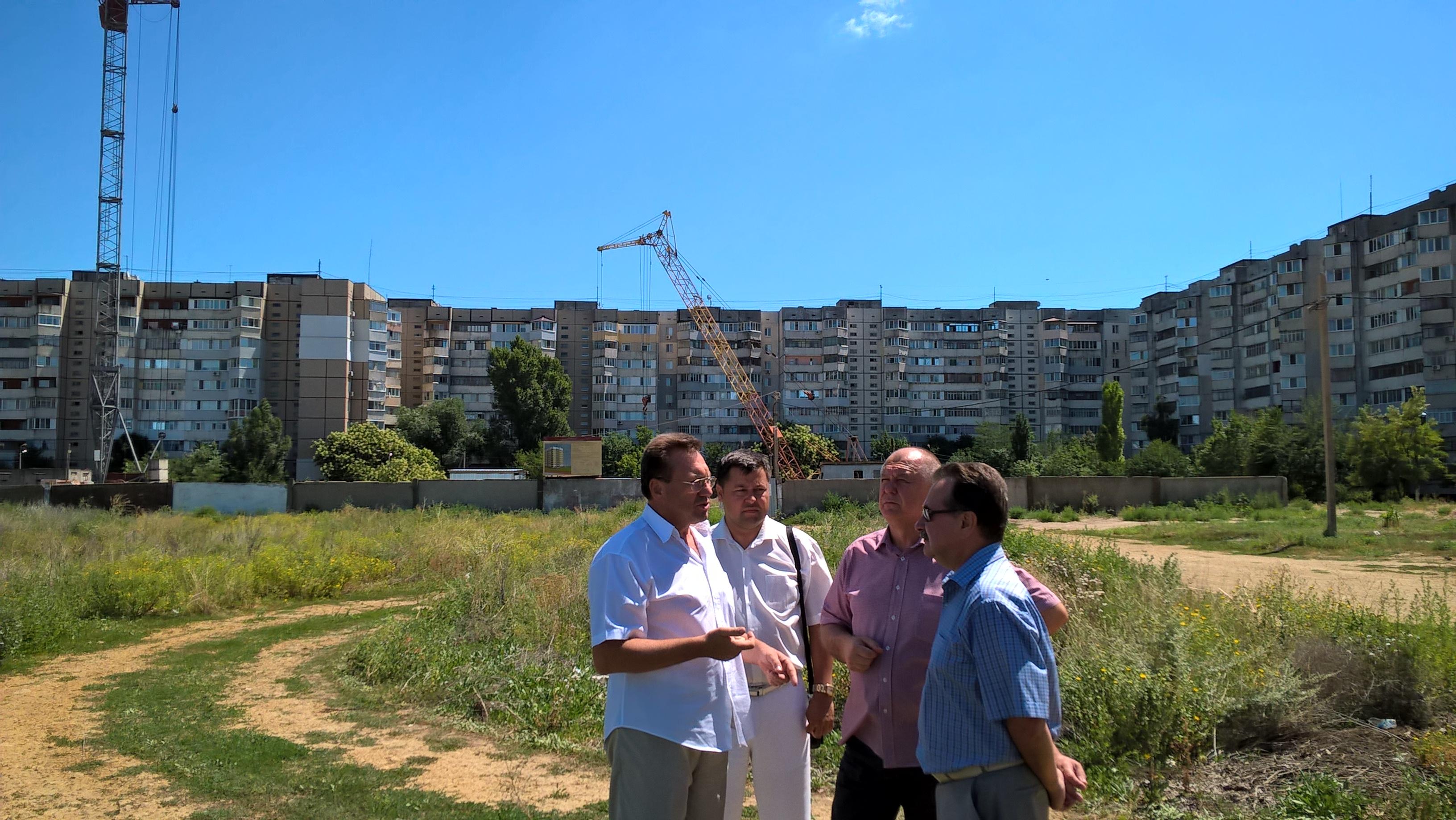 В місті Херсоні виділено додаткові кошти  на молодіжне житлове будівництво